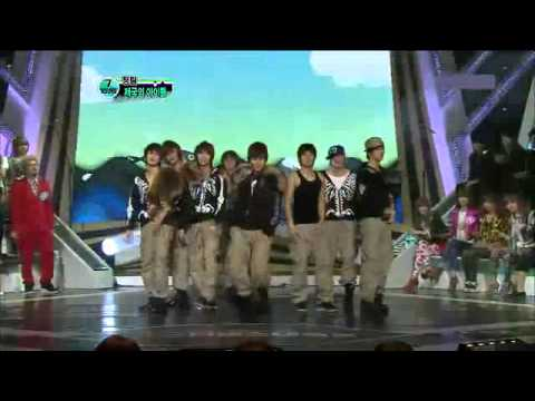 Star Dance Battle 2011 - [7 Round] ZE:A vs. Infinite (7/10)