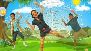 Just Dance Kids! Itsy Bitsy Spider + Baby Songs (Children Nursery Rhymes) from the Video Game