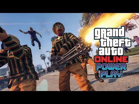 GTA Online - Trailer Abus de Pouvoirs - YouTube