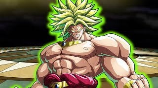 What If BROLY Was In The Tournament of Power?