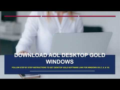 Download AOL Desktop Gold Windows & MAC
