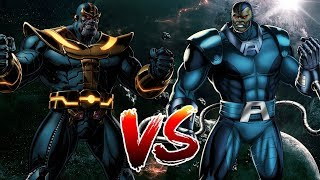 Thanos VS Apocalypse | Who Wins?