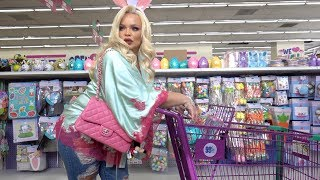 FIRST TIME IN A 99 CENT STORE (FOLLOW ME AROUND)