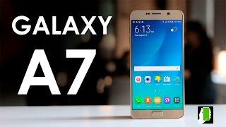 Video Samsung Galaxy A7 2016 J9JvX2DwrD8