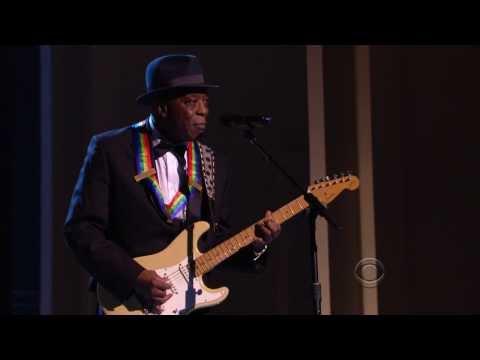 Carlos Santana The 36th Annual Kennedy Center Honors