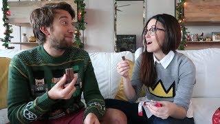Weird Kit Kat Taste Test with Gavin Free - Meg Turney