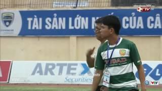 [V - League 2016] FLC Thanh Hóa 4 - 0 Đồng Tháp đá bù vòng 3 ✔