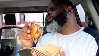 McDonald's Bacon Smokehouse Burger