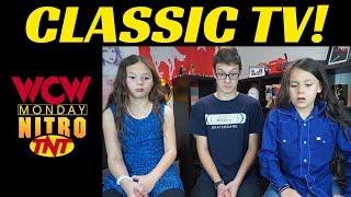 Kids REACT to WCW Monday Nitro