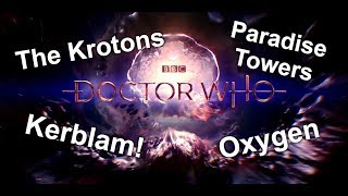 Every Doctor Who Title Drop 1963-2019