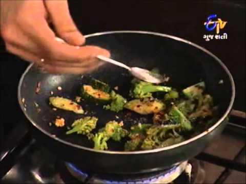 Chef Pranav Joshi on the Rasoi Show, E TV Gujarati - 2