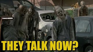 The Walking Dead Season 9 Walkers & Whisperers News & Discussion - The Whisperers Are Here