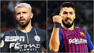 Sergio Aguero or Luis Suarez? Gerard Pique or Virgil van Dijk? | Extra Time