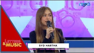 Syd Hartha talks more about her journey in music industry (NET25 Letters and Music)