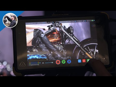 NAB 2016:  Atomos Flame Series, Inferno, and What is HDR?