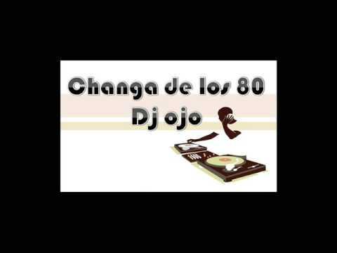 Mix de los 80`s  dj ojo