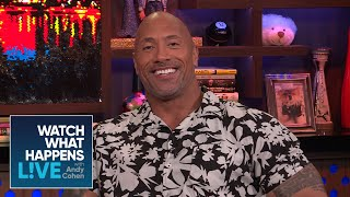 Dwayne Johnson Sees No Need To Speak With Tyrese Gibson   WWHL