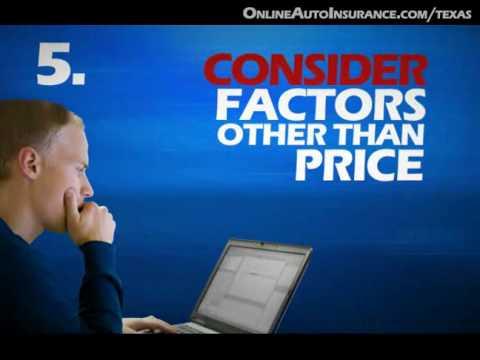 Texas Auto Insurance - OnlineAutoInsurance.com