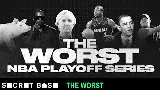 The Worst NBA Playoff Series: 2009 Hawks-Heat