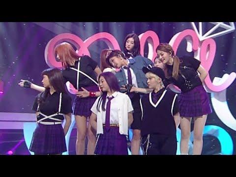 《Comeback Special》 다이아(DIA) - 듣고싶어(Can't Stop) @인기가요 Inkigayo 20170827