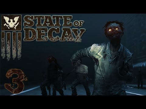 NIGHT NIGHT   State Of Decay #3 - Smashpipe Games