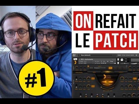 On refait le patch #1 - 3e partie : Output REV