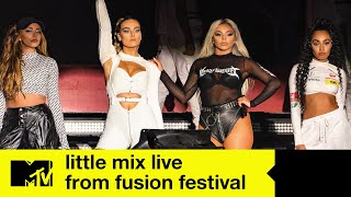 Little Mix - Power (Live From Fusion 2019)   MTV Music
