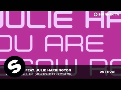 Jon O'Bir feat. Julie Harrington - Perfect As You Are (Marcus Schossow Remix)