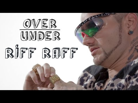 RiFF RAFF - Over / Under