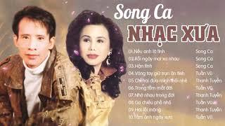 Tuấn Vũ Thanh Tuyền 2 Huyền Thoại Của Nhạc Xưa | Song Ca Nhạc Vàng Hải Ngoại | Giáng Ngọc