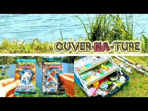 OUVER-NA-TURE #6 : Ouverture 2 Boosters Pokémon Glaciation Plasma - À la Pêche aux Bonnes Cartes !