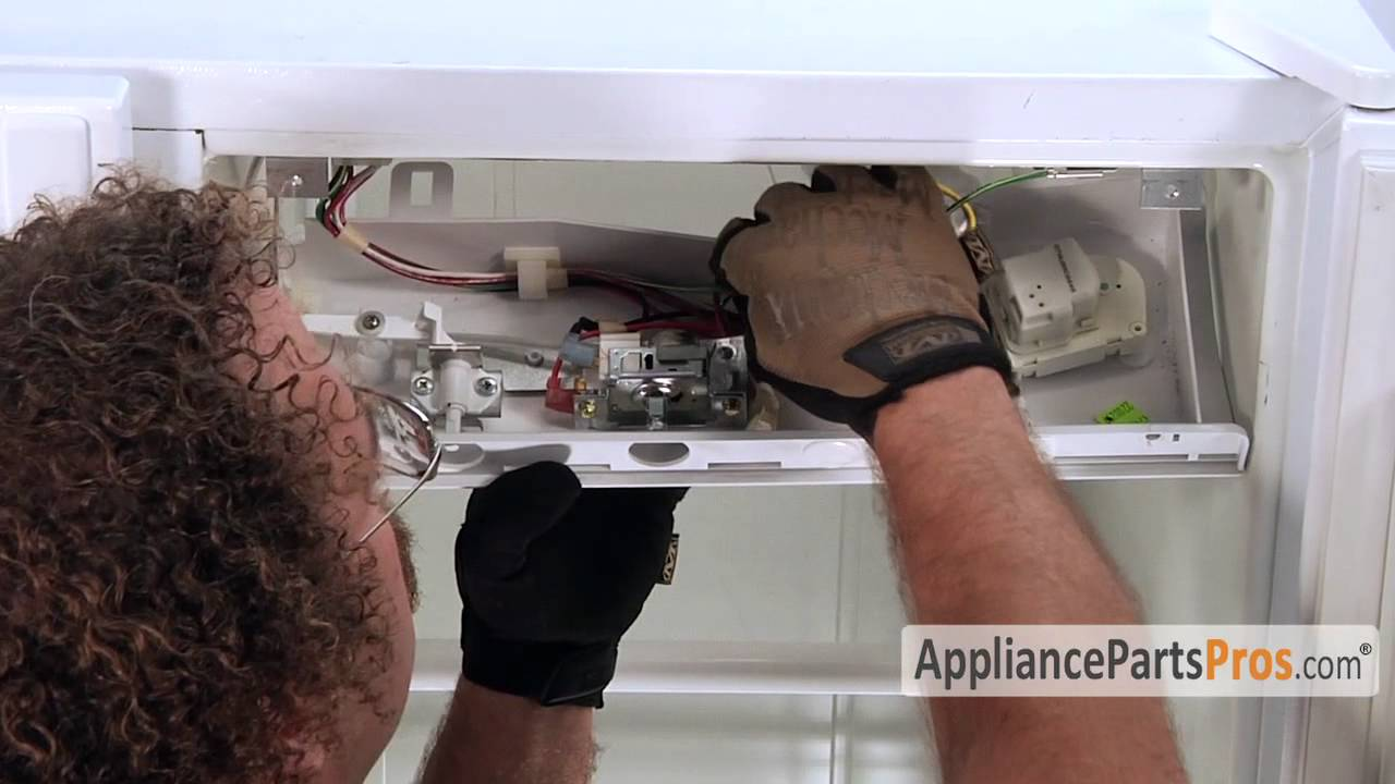 Refrigerator Thermostat Part 2198202 How To Replace