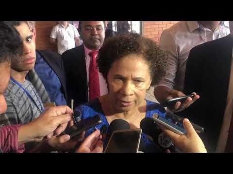 Regina fala da reforma e diz que metrô será gerido por PPP