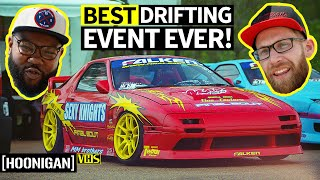 Most Stylish Drifting Event in America: Final Bout Gallery Shred Days