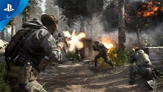 Call of Duty: Modern Warfare - Multiplayer Reveal Trailer | PS4