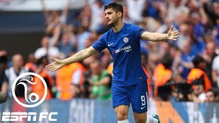 Chelsea striker Alvaro Morata might be on his way back to a familiar club | ESPN FC