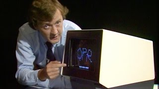 Каким был первый в мире сенсорный экран
