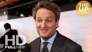 Jason Clarke on The Aftermath and preparing for the role at premiere
