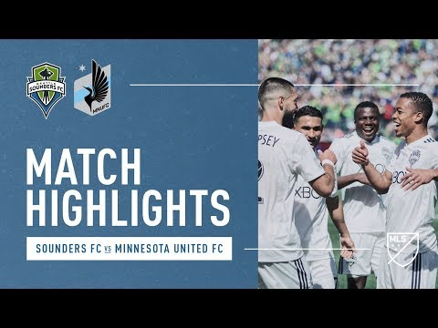 Seattle Sounders vs Minnesota United