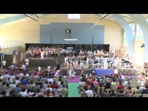 Le Bourdon - Spectacle de fin d'année de l'antenne du Pays Tarusate - Conservatoire des Landes