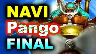 NAVI vs No Pango - GRAND FINAL - MegaFon WINTER Clash Q 7.20 DOTA 2