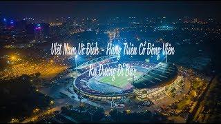 Việt Nam Vô Địch AFF Suzuki Cup - Hàng Triệu Người Hâm Mộ Ra Đường Đi Bão| Flycam 4K