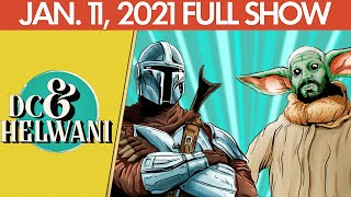 DC & Helwani (January 11, 2021) | ESPN MMA