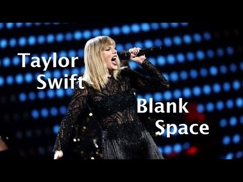 Taylor Swift - Blank Space  (Compilation of 'Warn Ya')