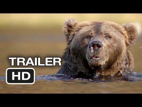 Bears Official Trailer #2 (2013) - Disneynature Documentary HD