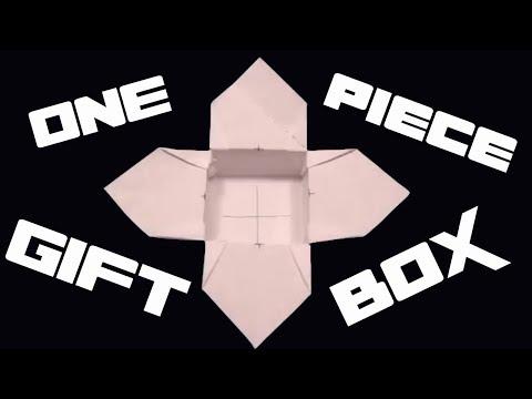 How to Make an Origami Gift Box (Intermediate) - YouTube - photo#12
