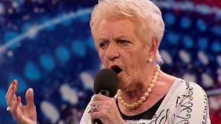 Janey Cutler - Britain's Got Talent 2010 - Auditions Week 4