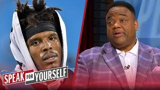 Jason Whitlock thinks Cam Newton has made his last start for the Panthers   NFL   SPEAK FOR YOURSELF