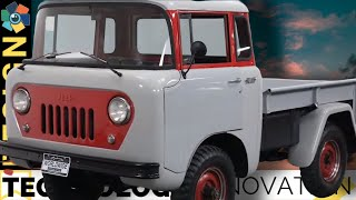 12 TRUCKS SO UGLY THEY'RE BEAUTIFUL | UGLIEST VEHICLES