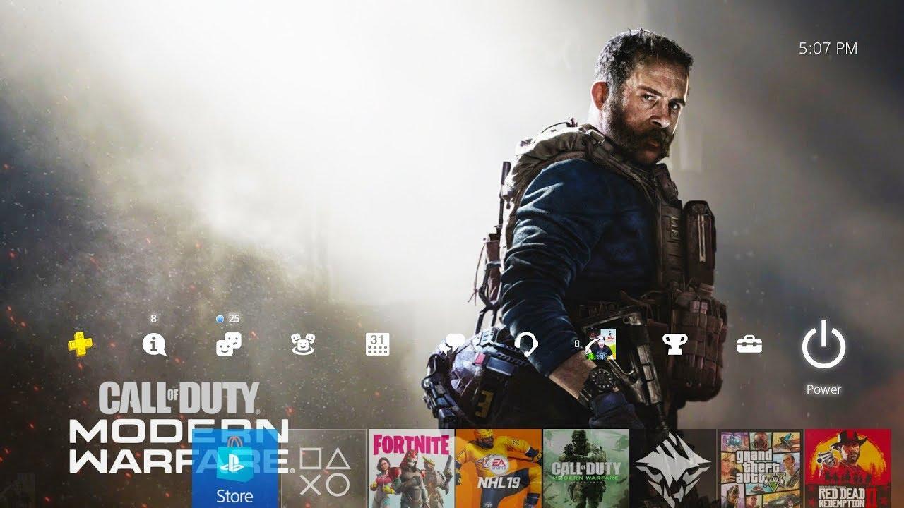 Call Of Duty Modern Warfare 1 Wallpaper